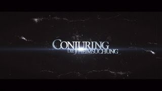 Download THE CONJURING (Die Heimsuchung) - offizieller Trailer #1 deutsch HD Video