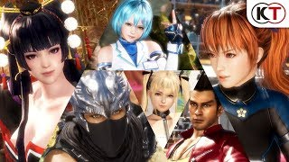 Download 『DEAD OR ALIVE 6』スペシャルトレーラー Video