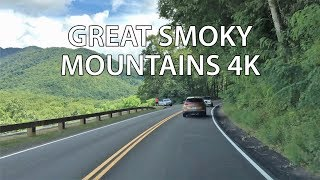 Download Mountain Driving - America's Most Visited Park 4K - USA Video