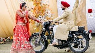 Download Best Sikh Wedding Highlights 2016   Gagan Weds Mini   Chandigarh   Aman Sidhu Photography Video