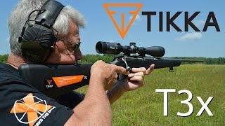 Download Tikka T3x bolt action rifle review Video