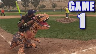 Download OPENING DAY HALLOWEEN SPECIAL! | Offseason Softball Series | Game 1 Video