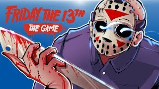 Download Friday The 13th - JASON IS COMING FOR YOU!!! (Funny Boat Escape!) Video