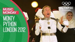 Download Monty Python's Eric Idle - London 2012 Performance | Music Monday Video