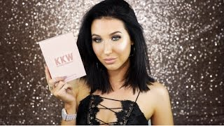 Download KKW/KYLIE COSMETICS SWATCHES & REVIEW   Jaclyn Hill Video