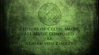 Download 2 Hours of Celtic Music by Adrian von Ziegler - Part 1 Video