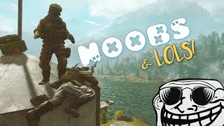 Download BF4 - NOOBS & LOLS! (Trolling Snipers & Battlefield Funny Moments!) Video
