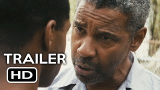 Download Fences Official Trailer #1 (2016) Denzel Washington, Viola Davis Drama Movie HD Video