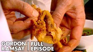 Download Chef Sends Raw Chicken In Final Challenge In Gordon Ramsay's Restaurant | Ramsay's Best Restaurant Video