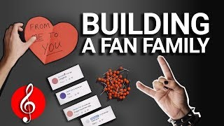 Download Building Your Fan Family on YouTube Video