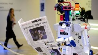 Download REPORT: Robots Will Take 38% Of US Jobs By 2030s Video