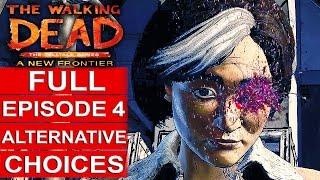 Download THE WALKING DEAD Season 3 EPISODE 4 Alternative Choices Gameplay Walkthrough Part 1 1080p HD Video