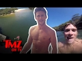 Download Scott Eastwood Goes Cliff Jumping Illegally | TMZ TV Video