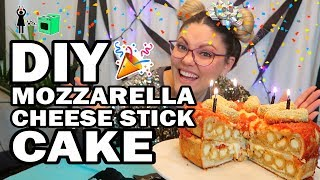 Download 🎂 Mozzarella Stick Birthday Cake, Corinne VS Cooking Video