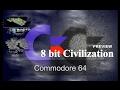 Download Commodore 64 game preview -=Civilization=- Video