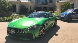 Download Picking up MY NEW AMG GTR! Video