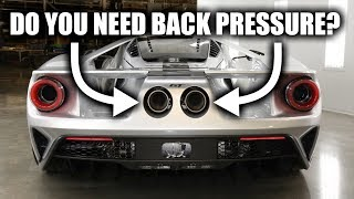 Download Stop Saying Car Exhausts Need Back Pressure Video