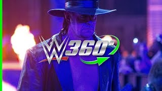 Download See The Undertaker's entrance like never before in this all NEW 360° video! Video