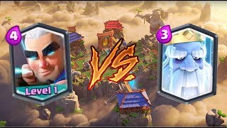 Download Magic Archer Vs Royal Ghost | Clash Royale Mega Challenge | Who is better? #10 Video