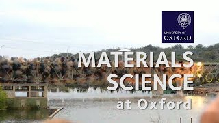 Download Materials Science at Oxford University Video