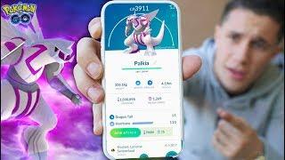 Download NEW *PALKIA* is HERE in Pokémon GO! (NEW Legnedary) Video
