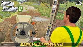 Download COM O MOTOR CHIPADO É OUTRO NÍVEL | Farming Simulator 17 | Baldeykino - Episódio 8 Video