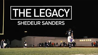 Download Deion Sanders' son featured in ″The Legacy: Shedeur Sanders″ Video