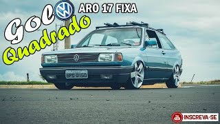 Download VW GOL QUADRADO FIXA R17″ - CANAL THE LOWS Video