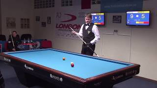 Download Martin Bohac - 35 points in 12 innings - Czech national championships 3-cushion Video