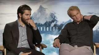 Download Everest: Jason Clarke & Jake Gyllenhaal Official Movie Interview Video