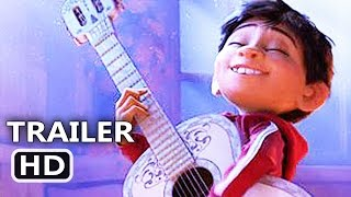 Download COCO Official Trailer (2017) Disney Pixar Animation Movie HD Video
