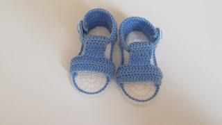 Download Bebek Sandalet Patik Yapımı Video