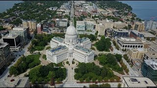 Download Madison, Wisconsin Drone Footage Video