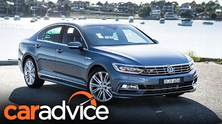 Download 2017 Volkswagen Passat 206TSI R-Line review | CarAdvice Video