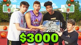 Download Last To Miss 3 Point NBA Basketball Shot WINS $3000 Video