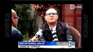 Download Domingo al día - Carlos Cacho vs Chibolín - 20-09-2015 Video