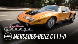 Download 1970 Mercedes-Benz C111-II - Jay Leno's Garage Video