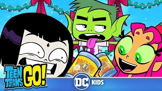 Download Teen Titans Go! | True Meaning Of Christmas | DC Kids Video