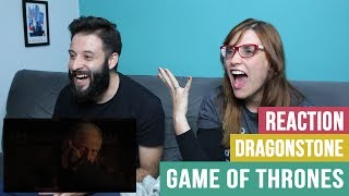Download REACTION/REAÇÃO - GAME OF THRONES S07E01 - DRAGONSTONE Video