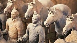 Download [Documentary] Qin Dynasty (221 - 206 BC) -Terracotta Army 秦兵马俑 Video