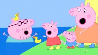 Download Peppa Pig Official Channel | The Biggest Muddy Puddle in the World Video