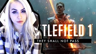 Download BATTLEFIELD 1 - THEY SHALL NOT PASS DLC GAMEPLAY !!! #8 (PC) Video
