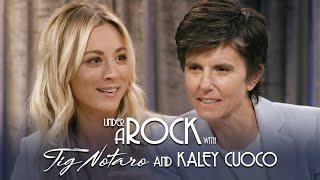 Download Under A Rock with Tig Notaro: Kaley Cuoco Video