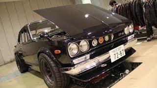Download SKYLINE ハコスカ 2000GT改 Black Video