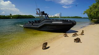 Download A Crooks Nightmare 100% Plastic Military Boat ! (DGS Monster 28) Video