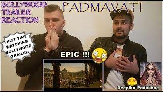 Download PADMAVATI / Padmaavat -German First Time Watching Bollywood Trailer REACTION - [Deepika Padukone 😍] Video