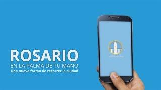 Download ¡Descargá la App Rosario Turismo! Video