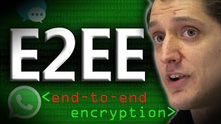 Download End to End Encryption (E2EE) - Computerphile Video