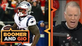 Download The Patriots victory win 37-31   Boomer and Gio Video