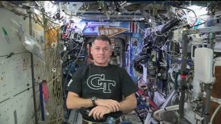 Download GT Alumnus and Space Station Commander Shane Kimbrough Video